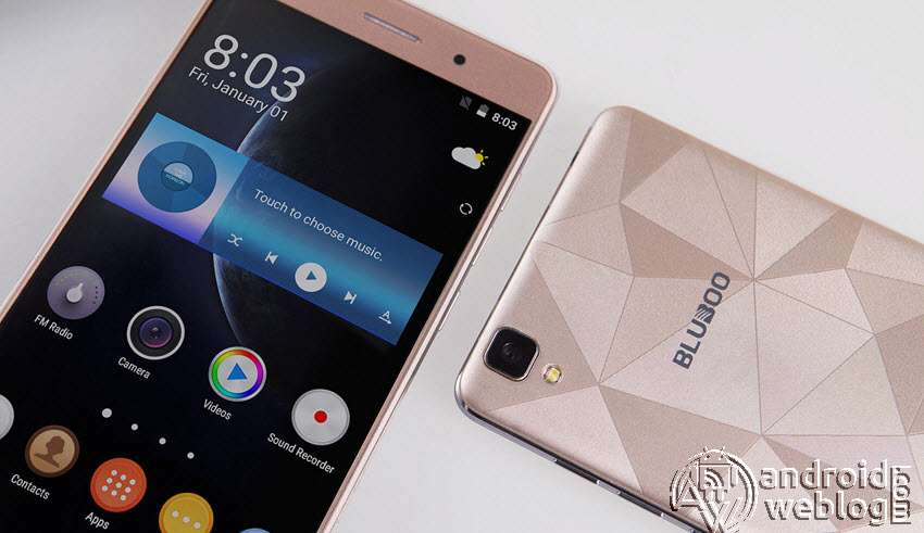 Bluboo Maya MaxRoot and TWRP Recovery