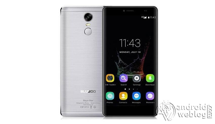 How to Root Bluboo Maya Max and Install TWRP Recovery