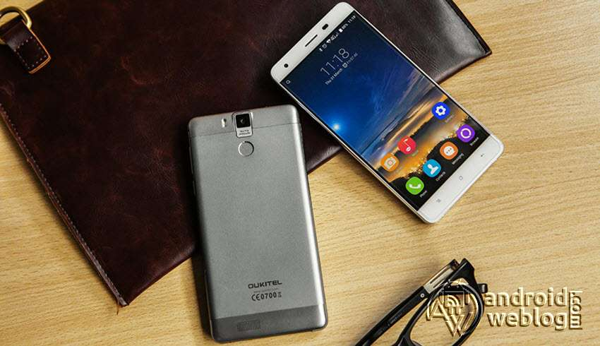 Oukitel K6000 Pro Root and Recovery
