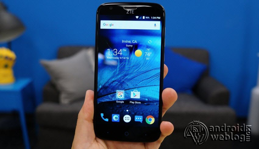 Root 7 Smartphone N9519 permroot Zte To How Warp