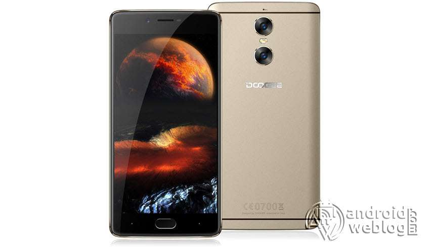 DOOGEE Shoot 1 Rooting and TWRP Recovery