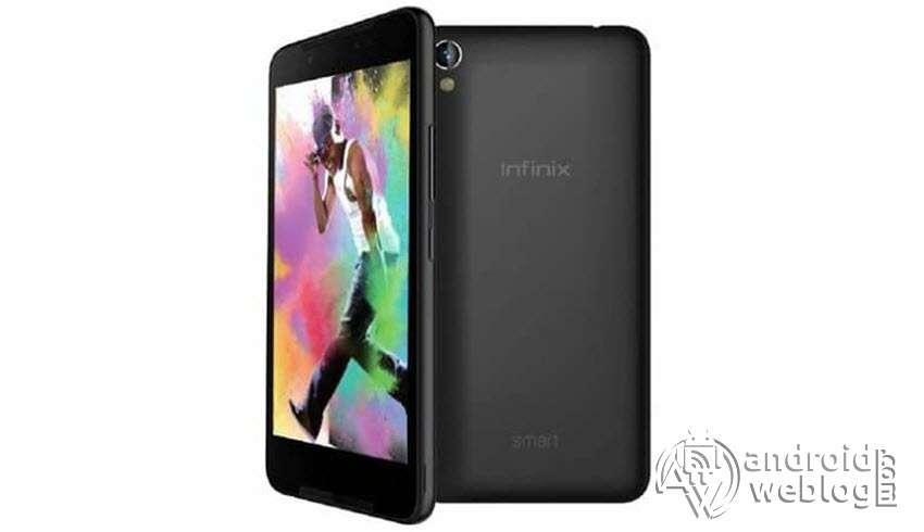 INFINIX Smart X5010 Nougat Update