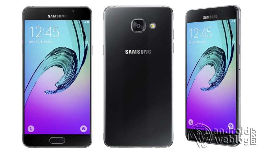 Samsung Galaxy A5 2017 Firmware Upgrade
