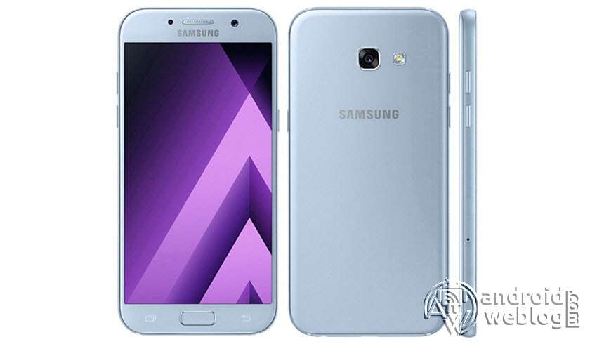 Samsung Galaxy A7 Firmware Upgrade