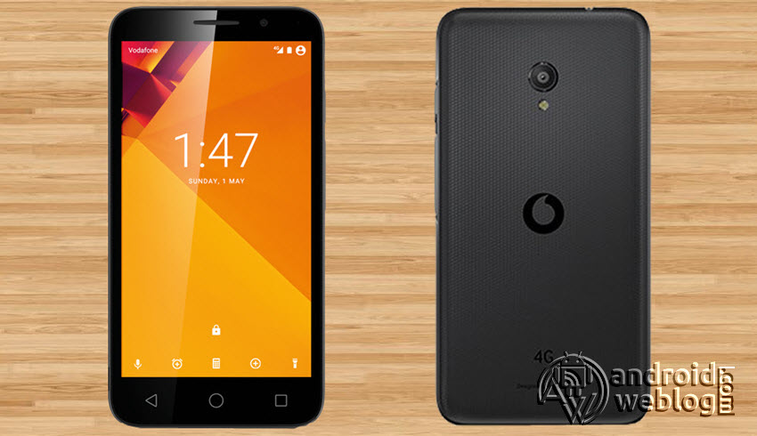 How to Root Vodafone Smart Turbo 7 and Install TWRP Recovery