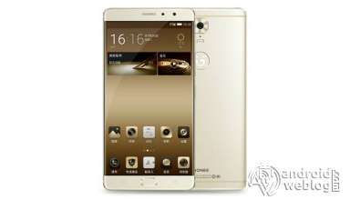 Gionee M6 GN8003 TWRP and Rooting