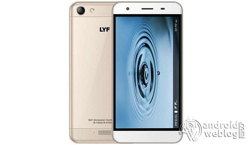 How to Root Lyf Water 11 with OneClick APK (Without PC)