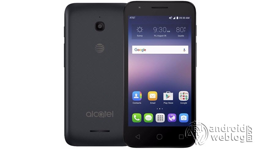 How to Root AT&T Alcatel Ideal 4G (4060A) and Install TWRP