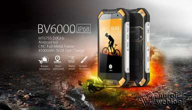Blackview BV6000 Rooting and Recovery