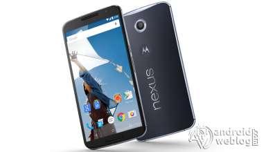 Motorola Google Nexus 6 XT1100