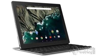 Google Pixel C Tablet