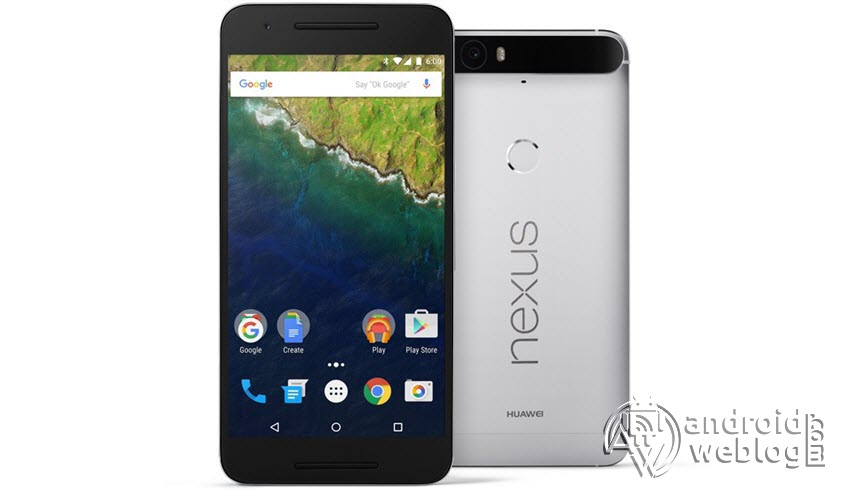 How to Root Huawei Google Nexus 6P H1511 and Install TWRP