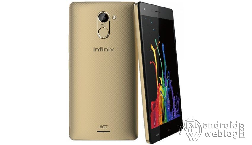 How to Update INFINIX HOT 4 X557 to Android 7 0 Nougat Stock ROM