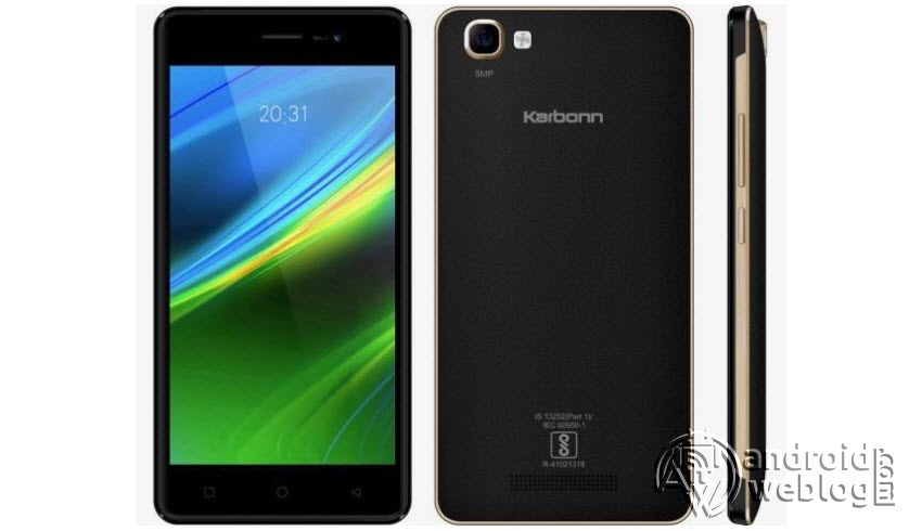 Update Karbonn K9 Smart 4G to Android 6 0 Marshmallow Stock ROM