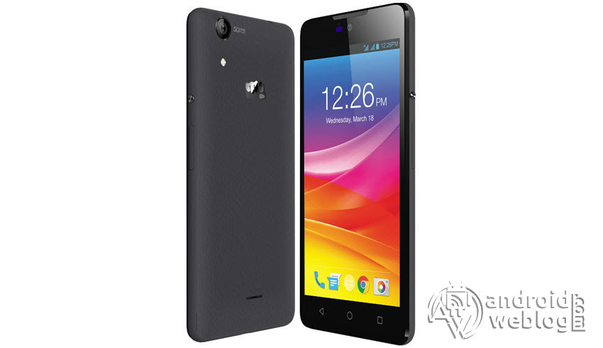 Micromax Canvas Selfie 2 Q340 Rooting and Recovery