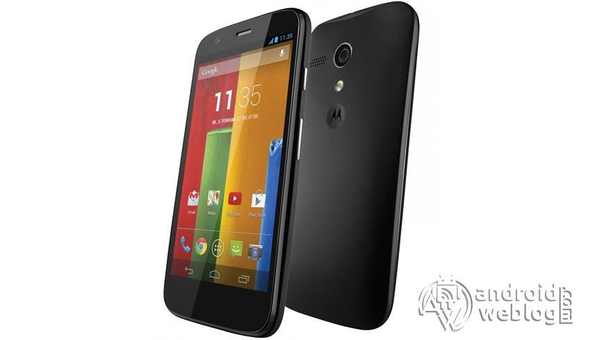 Motorola Moto G Resurrection Remix ROM