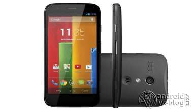 Motorola Moto G Rooting and Recovery