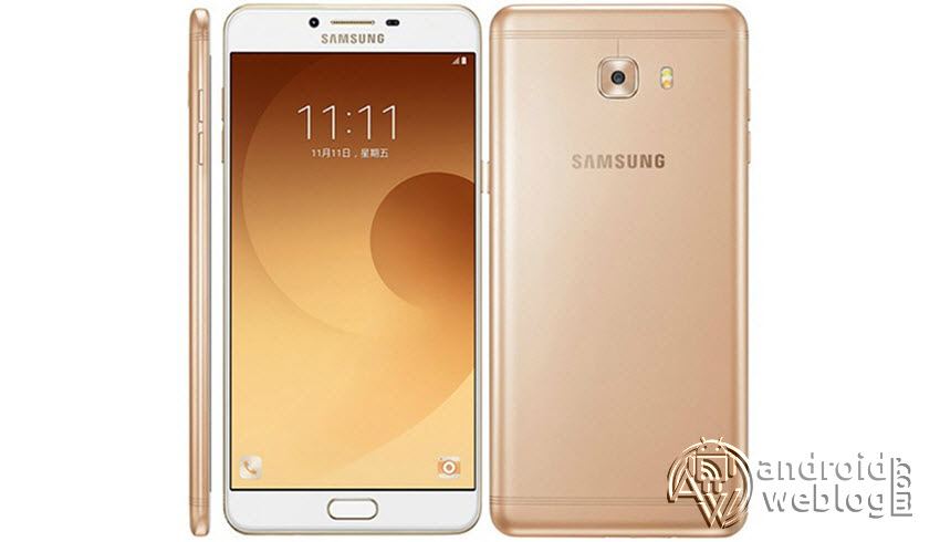 How to Root Samsung Galaxy J7 Max SM-G615F - Install TWRP Recovery
