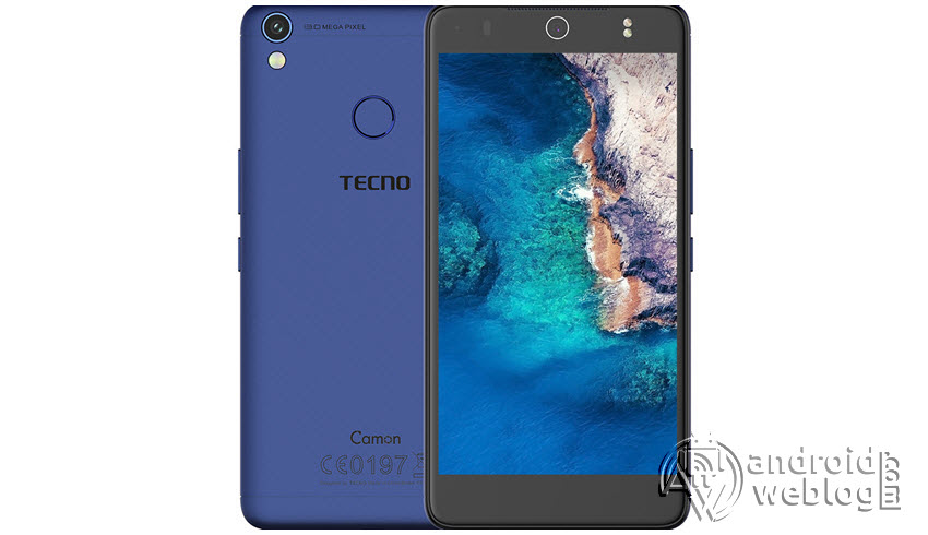 How to Root TECNO Camon CX Air and Install TWRP Recovery