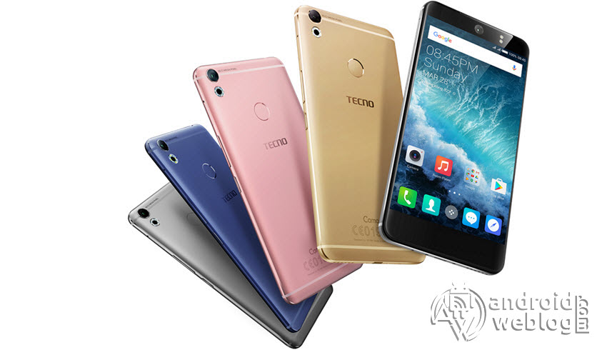 How to Update TECNO Camon CX to Android 7 0 Nougat Stock ROM