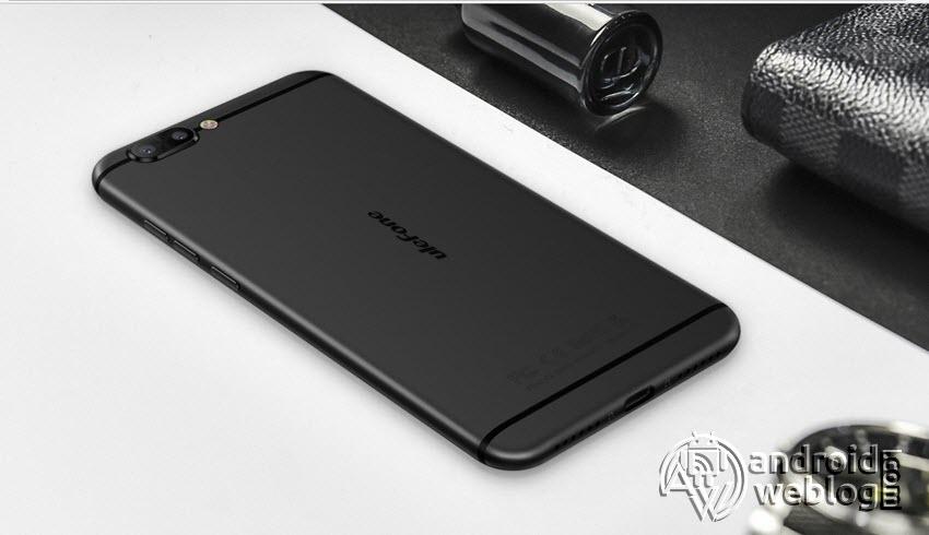 Ulefone T1 Nougat ROM Update
