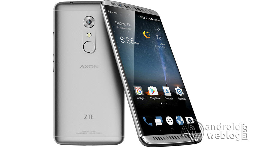 How to Root ZTE Axon 7 and Install TWRP Recovery