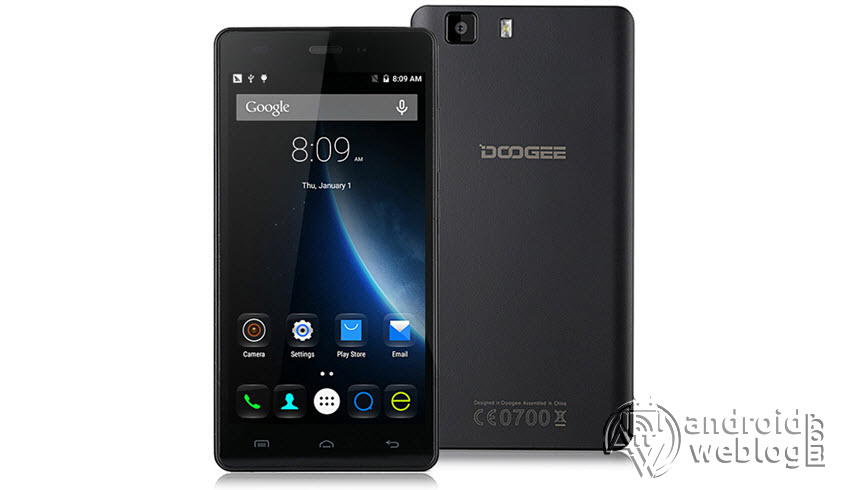 Root DOOGEE X5 and Install TWRP/ ClockWorkMod Recovery