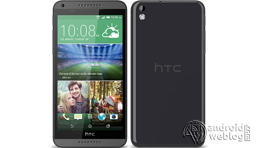 How to Root HTC Desire 816 and Install TWRP Recovery
