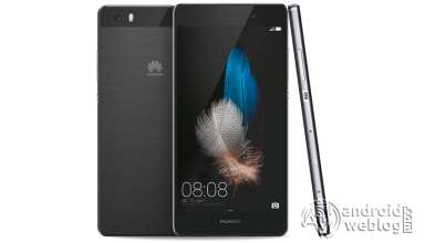Huawei P8 Lite TWRP recovery and rooting