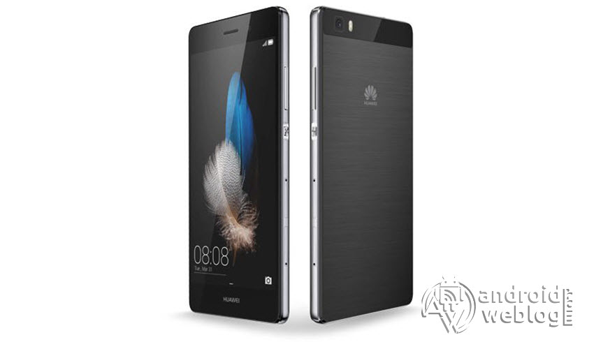Install Huawei P8 Lite with Paranoid Android 7 2 2 Nougat Custom ROM