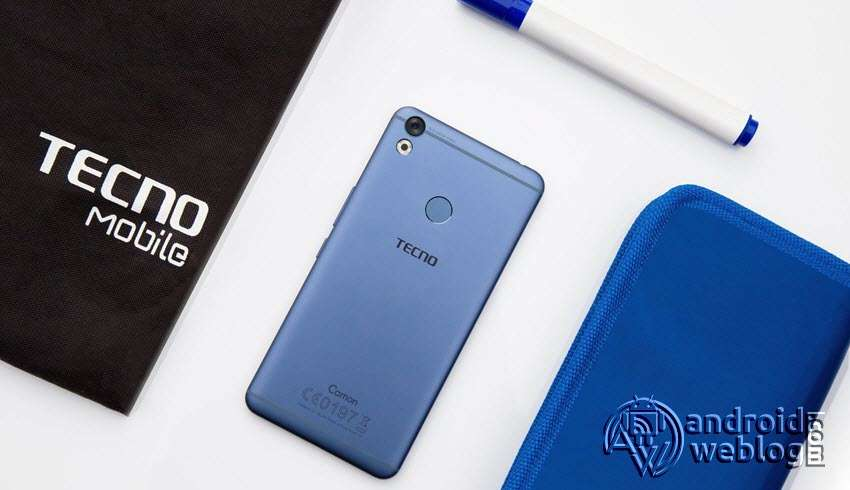 TECNO Camon Cx Air Philz Recovery