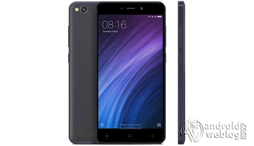 Xiaomi Redmi 4A Rooting and Recovery