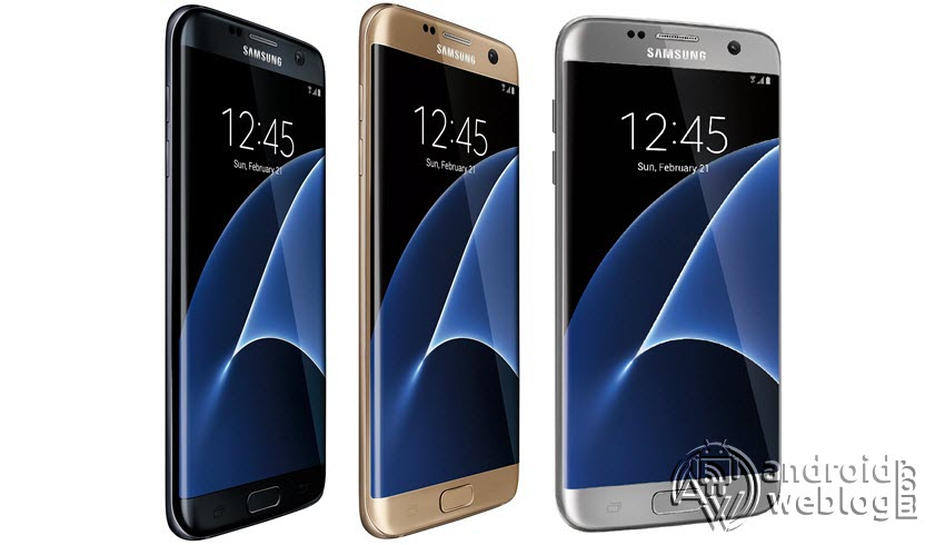 Install G935FXXU1DQHD for Samsung Galaxy S7 edge SM-G935F SAM