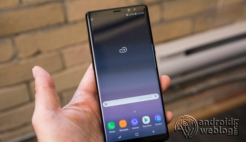 Install N950FXXU1AQI1 Galaxy Note 8 SM-N950F Portugal (Vodafone)