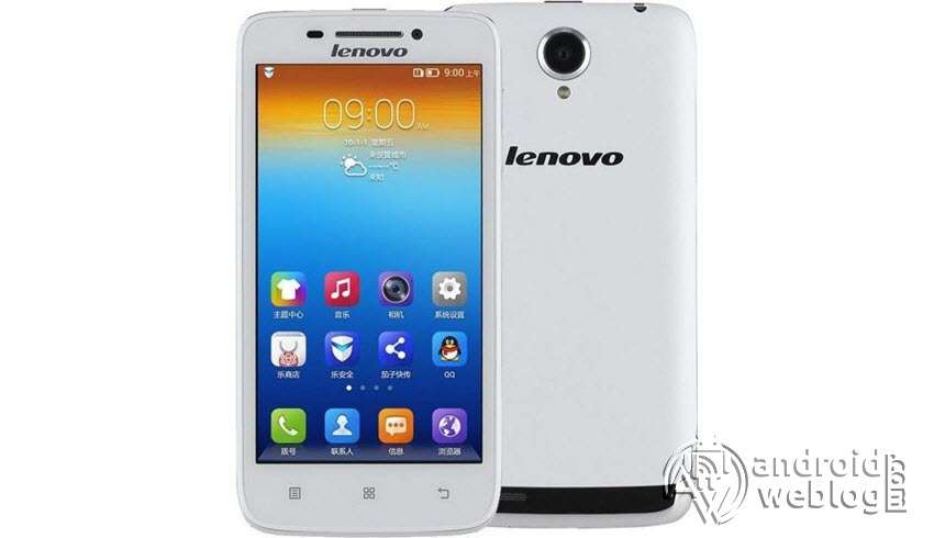 Lenovo S650 Rooting and Recovery
