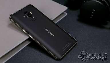 Ulefone S8 Pro Nougat Update