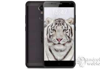 Ulefone Tiger Lite Nougat Update