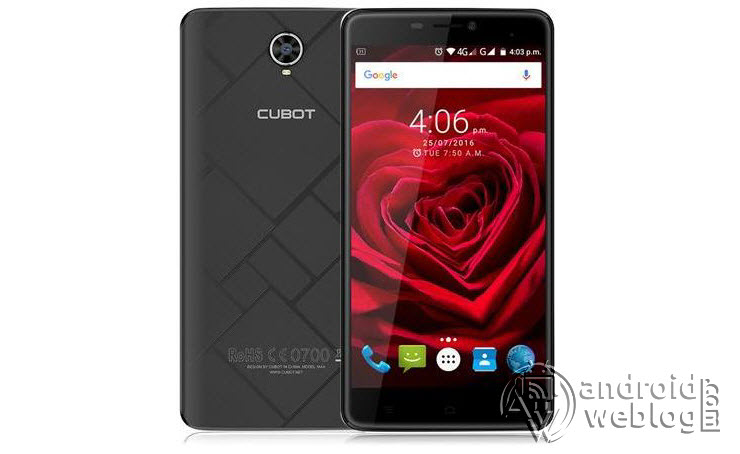 How to Root Cubot Max and Install TWRP Recovery