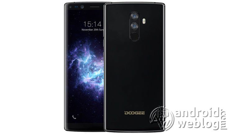 How to Update DOOGEE Mix 2 to Android 7 0 Nougat Stock ROM
