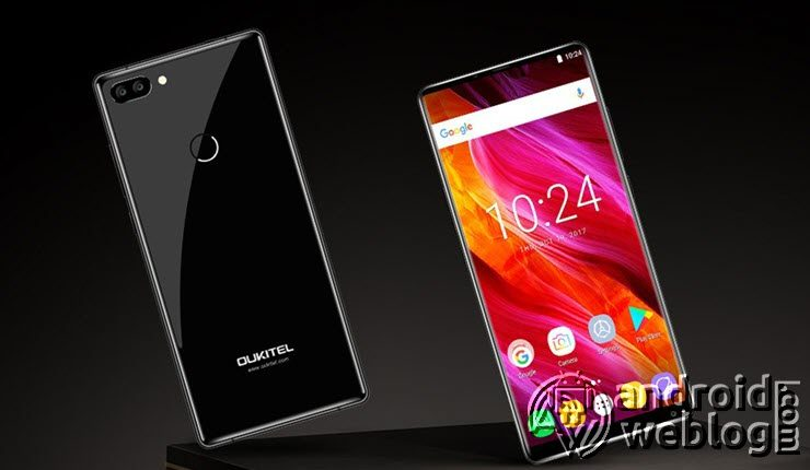 How to Root Oukitel Mix 2 and Install TWRP Recovery