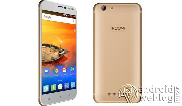 How to Update IVOOMI Me 3 to Android 7 0 Nougat Stock ROM Firmware