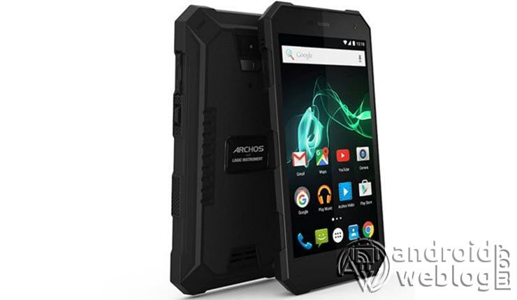 How to Update Archos Saphir 50x to Android 7 0 Nougat Stock ROM