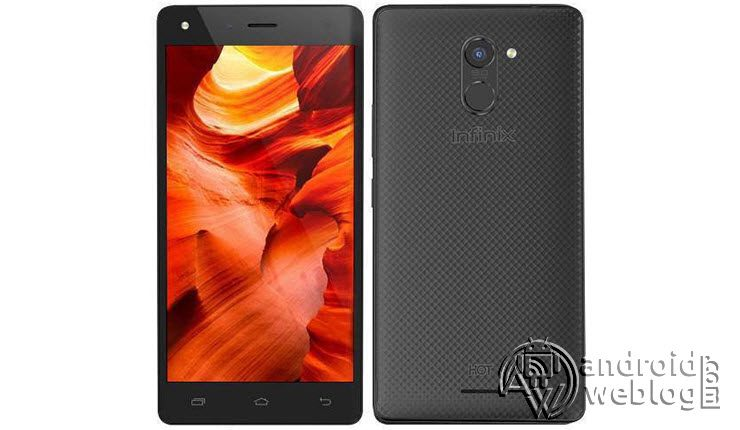 How to Root INFINIX HOT 4 X557 and Install TWRP Recovery