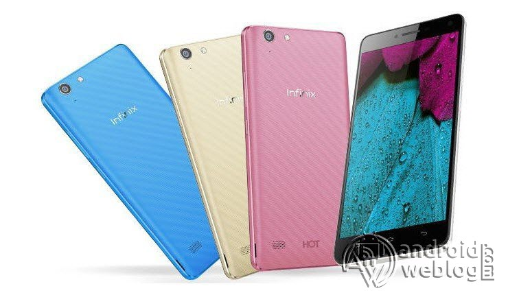How to Root Infinix Hot 3 X553/X554 and Install TWRP Recovery