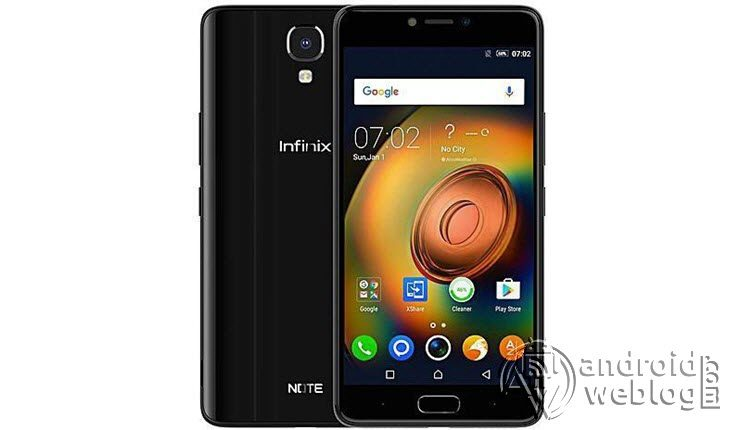How to Update Infinix NOTE 5 X604 to Android 8 1 Oreo Stock ROM
