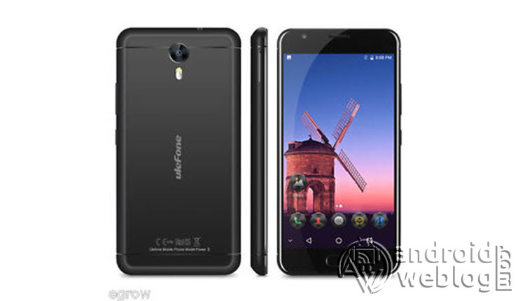 How to Update Ulefone Power 5 to Android 7 0 Nougat Stock ROM