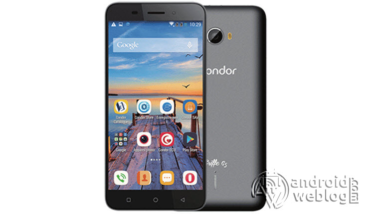 How to Root Condor Griffe G5 and Install TWRP Recovery