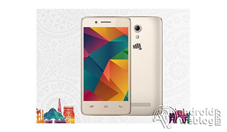How to Update Micromax Bharat 2 Plus Q402 Android 7 0 Nougat ROM