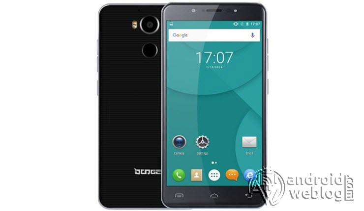 How to Root DOOGEE F7 and Install TWRP Recovery