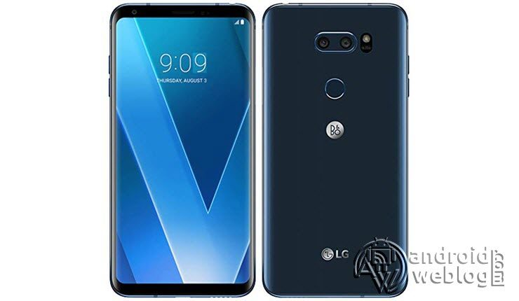 How to Root LG V30 H930 and Install TWRP Recovery